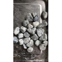 Cloudy Light Grey Tumbled Pebble Stone Vietnam Stone