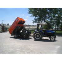 TRACTOR TOWED VACUUM ROAD SWEPPER