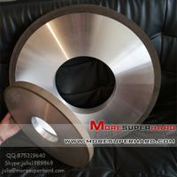 REsin bond diamond grinding wheel for HVOF Thermal spraying coatings