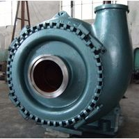 Large pump station heavy duty solid slurry pump for sale