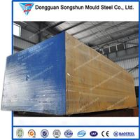Hot Rolled 1.7225/4140 Steel Plate