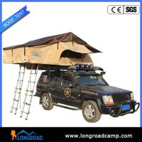 Outdoor Camping car roof top tent