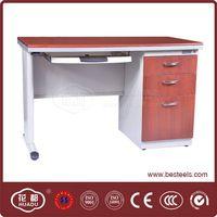 KD steel office desk , computer table