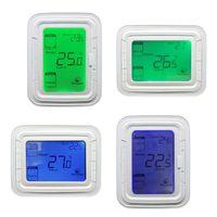 3-Speed Fan Large LCD Digital Screen Honeywell T6861 FCU Thermostat