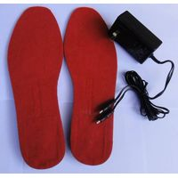 wireless electric heated insoles, thermal heated insoles,shoes pad,winter insoles thumbnail image