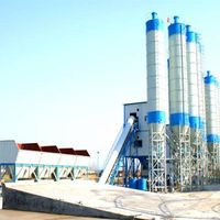 Famous brand hot sale automatic concrete batching plant