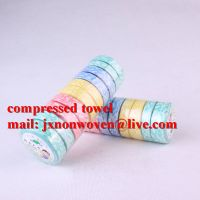 NON-WOVEN COMPRESSED TOWEL COMPRESS TOWEL