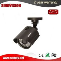1.0MP/720P cctv camera with audio AHD Camera