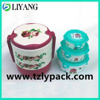 heat transfer, heat transfer film for plastic, lunch box