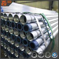 ERW Welding Round Pre galvanized Steel Pipe
