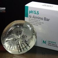 N-Amino Bar pH5.5 Weak acid Transparent soap