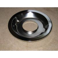"Chrome Steel 14"" Recessed Air Cleaner Base"