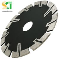 High Performance Diamond Blade Cut Off Wheel On Quick Cut Saw - protection teeth saw blade for stone thumbnail image