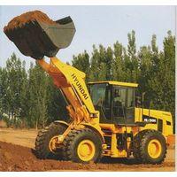 5ton Hyundai wheel loader HL850K