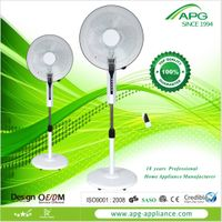 remote control standing fan