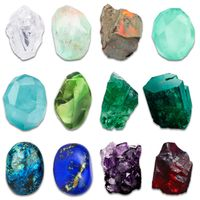 Rough Gemstones supplier manufacturer wholesaler