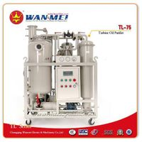 China Famous TL Series Turbine Oil Purifier