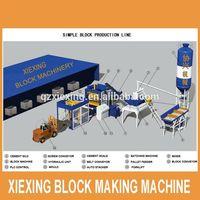 QT12-15 Contruction material machinery