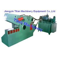 Q43-2000 hydraulic scrap metal alligator shear machine