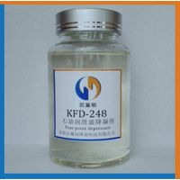 KFD-248 high quality polymethylacrylic acid lubricant additive pour point depressant for refined bas