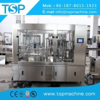 Glass bottle filling capping and sealing machine plant line for sale manufacturer thumbnail image