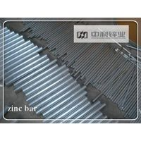 pure zinc rod/bar