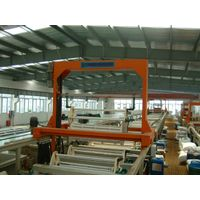 Barrel plating automatic production line
