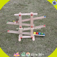 2017 wholesale kids wooden rail toy funny baby wooden rail toy high quality children wooden rail toy