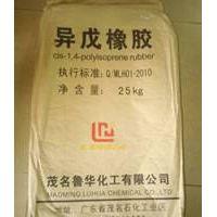 Isoprene rubber
