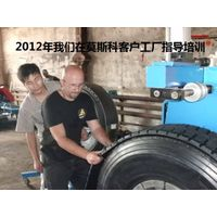 tire retreading equipment-Moscow customers thumbnail image