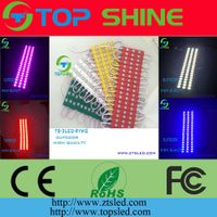 Injection SMD 5730 LED module outdoor waterproof led street light module for Channel Letter