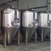 2016 High Quality Beer Fermenting Tank Home Brewery Equipment For Sale thumbnail image