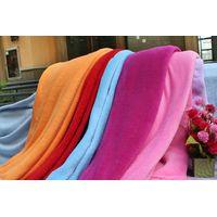 stock coral fleece blanket thumbnail image