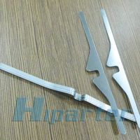 Stainless Steel Textile Reed Wire
