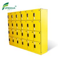 Fumeihua 2 tier to 6 tiers Phenolic Decorative Storage Locker