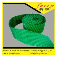 Green Color PVC Infill for Round tower thumbnail image