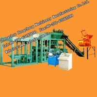 QYT8-15 Block Forming Machine