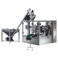 premade pouch/doypack powder packing machine