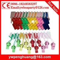 football whistle  plastic whistle