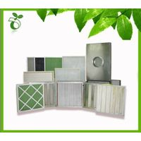 initial ,middle and high efficiency air filter in auto ,electronic industry ,medical and pharmaceuti thumbnail image