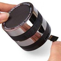 2014 Hot sale Camera Lens Mini Multifunctional Bluetooth Speaker