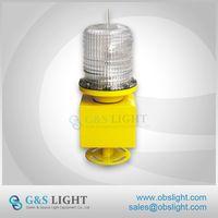 Xenon lamp type Heliport Beacon Light / helipad lighting supplies
