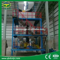 Fertilizer Batching and Blending Fertilizer Making Machine with CE and ISO Certificates thumbnail image