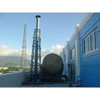 FRP/GRP chimney pipe