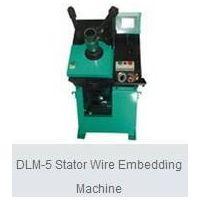 Stator Coil Inserting Machine   DLM-5