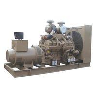 900KVA CUMMINS Diesel Generator Set Approval ISO9011,ISO14001,OHSAS18001