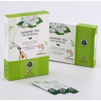 Instant Jasmine Green Tea for Fitness