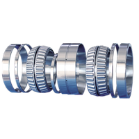 four rows taper roller bearing