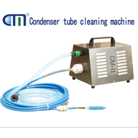 easy operation tube cleaning machine portable condeser tube cleaner CM-II/III