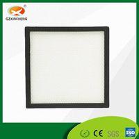 Customized 99.99% High Capacity Mini Pleat H13 HEPA Filter thumbnail image